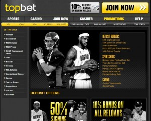 Top Bet Promotions